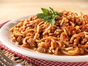 Mountain House Spaghetti With Sauce